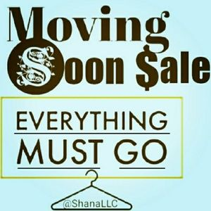 Moving Soon Sale🏷Make Offers & Bundle!!